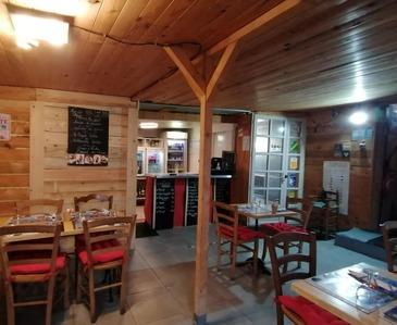 Pizzeria de restauration rapide à Carcassonne