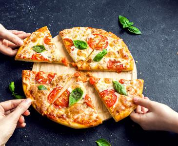 Livraison de pizzas au bureau ou à domicile à Carcassonne