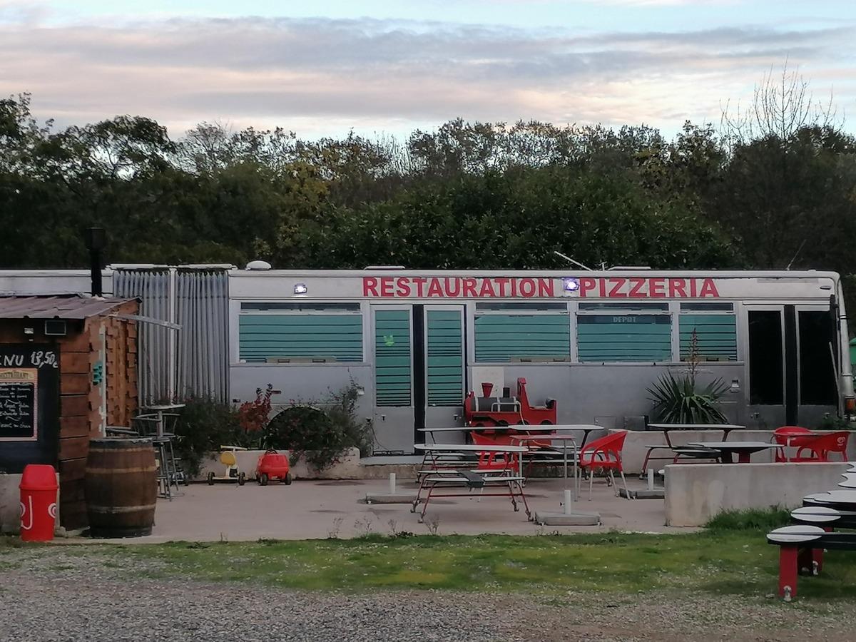 Restaurant pizzeria avec terrasse sur Carcassonne